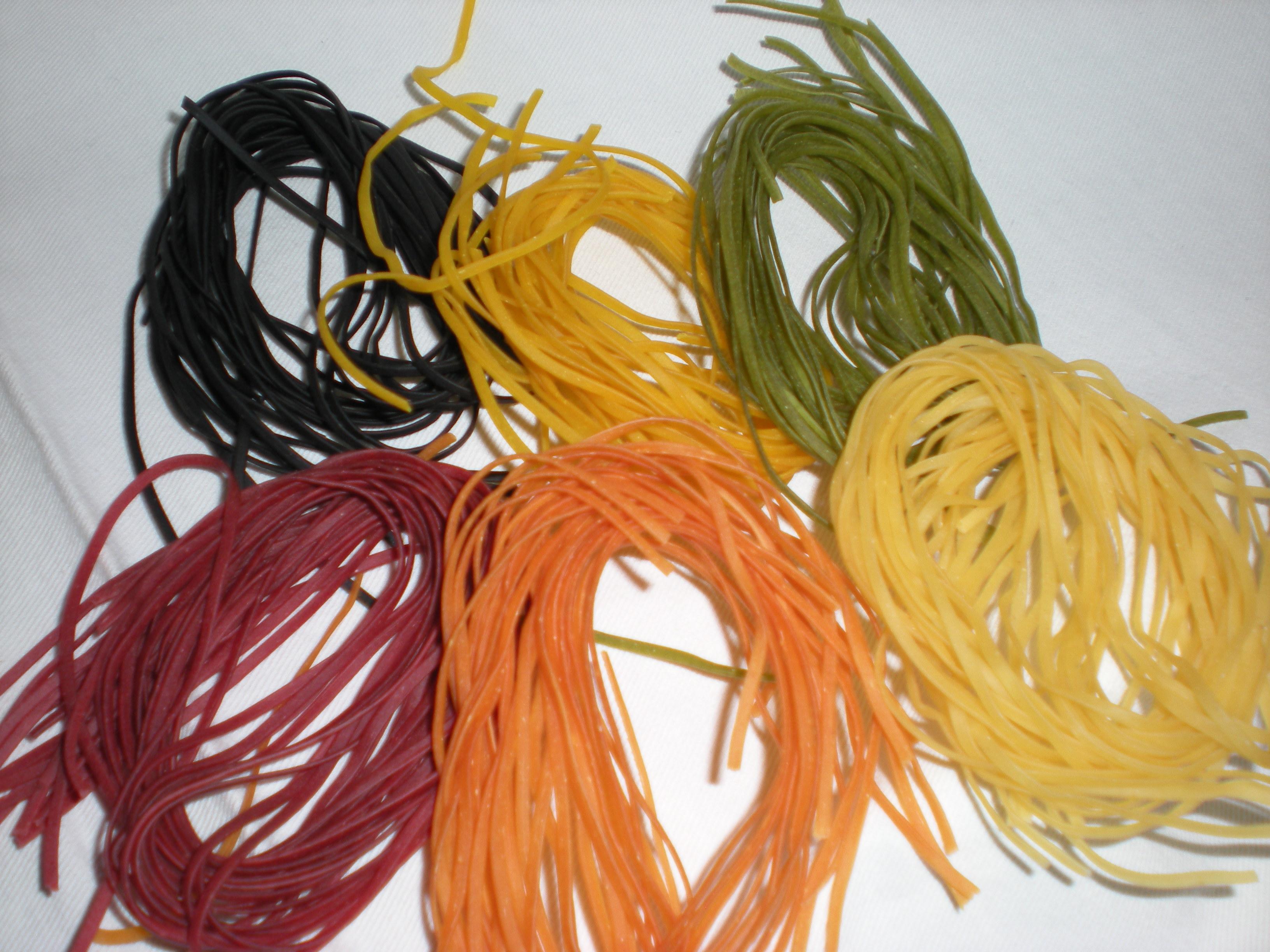 Fettucelle Colori